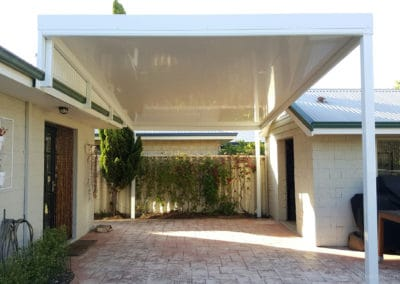 Outdoor Cover Extension