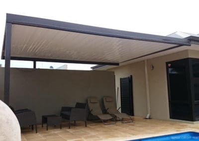 Outdoor Pool Area Patio Complete Approvals