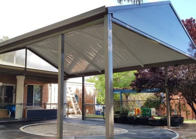 Perfect Under Cover Area Complete Approvals