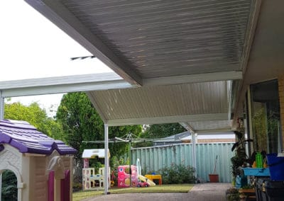 Outdoor Family Area Extension Complete Approvals